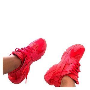 Women's Red Huaraches
